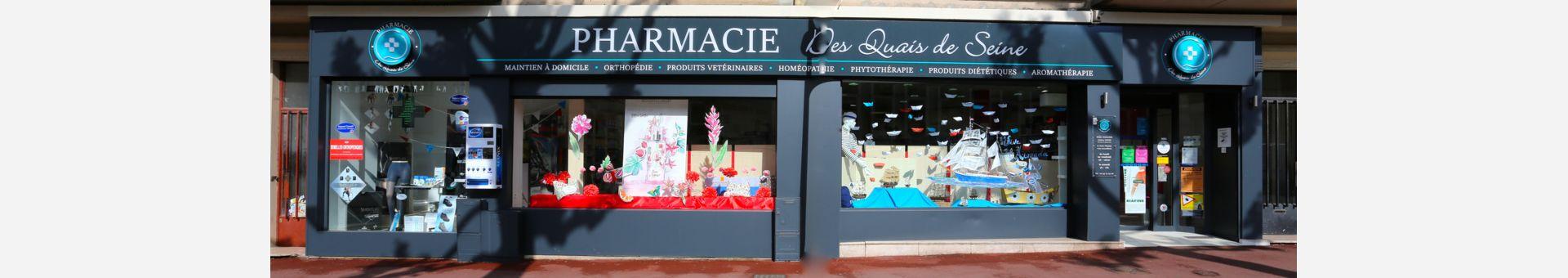 Pharmacie des Quais de Seine,ROUEN
